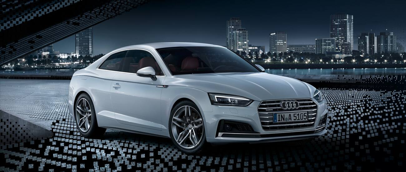 A S Line Selection The New A Coupé A Audi Pakistan - Audi s line