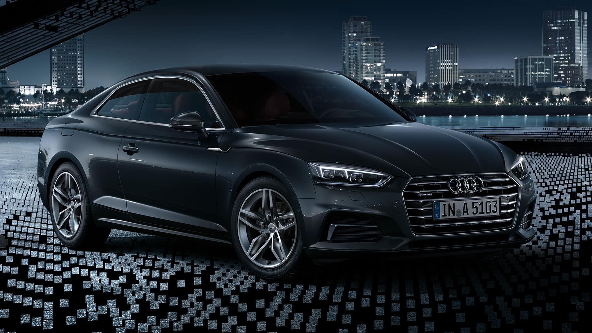 The New A5 Coupé A5 Audi Pakistan