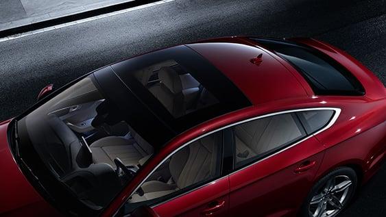 The New A5 Sportback A5 Audi Pakistan