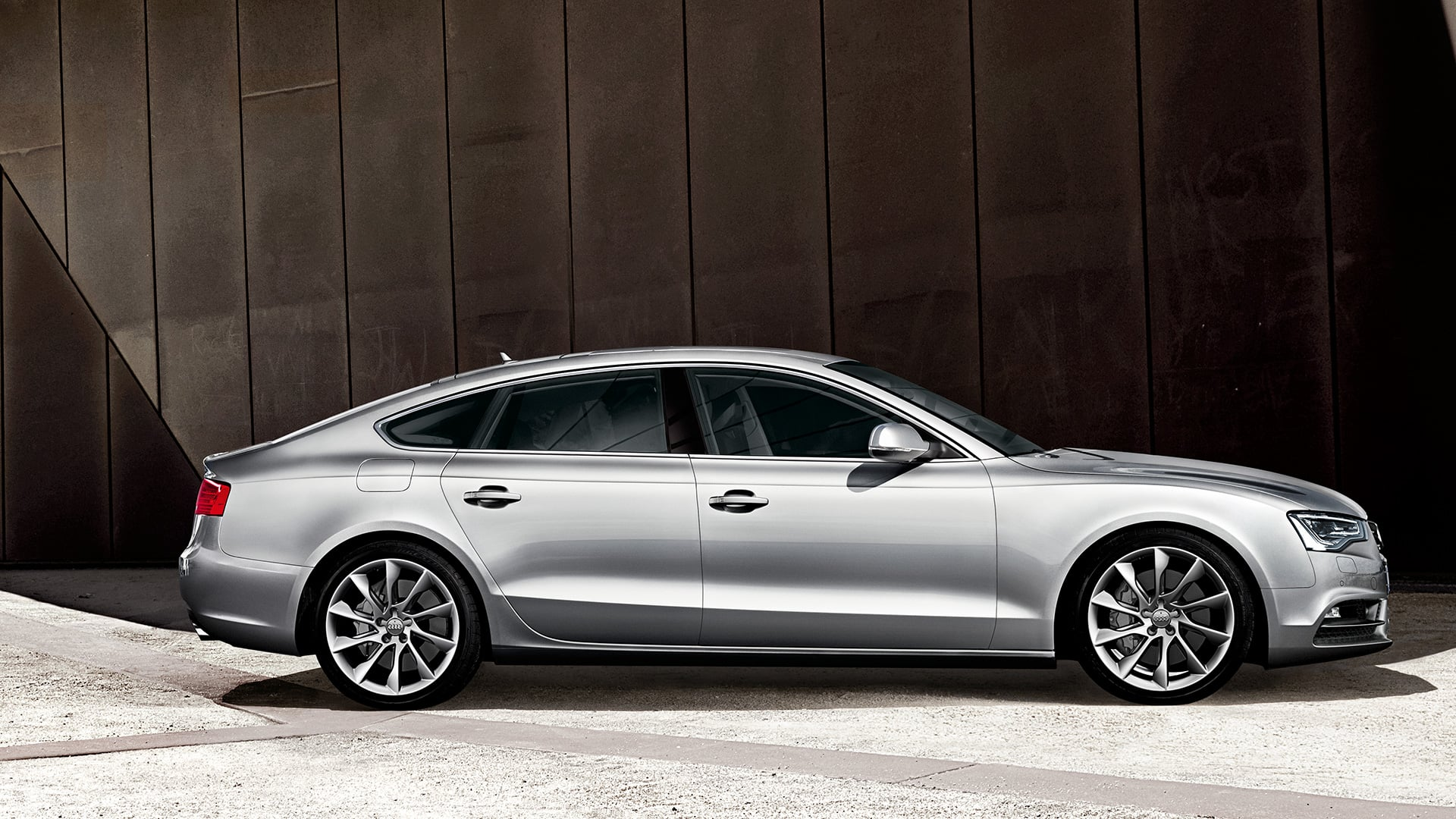 The new A5 Sportback A5 Audi Pakistan