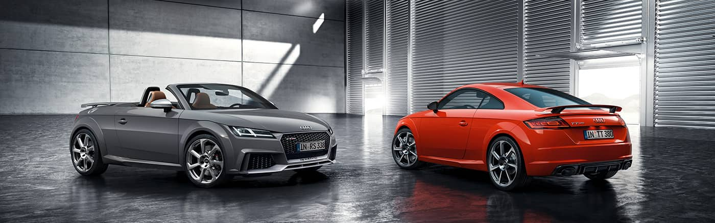 Tt Rs Coup And Tt Rs Roadster Tt Audi Pakistan